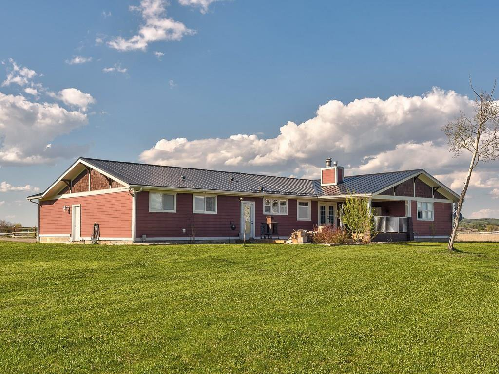 Main Photo: 200 192196 Hwy 549 W: Rural Foothills County Detached for sale : MLS®# C4300073