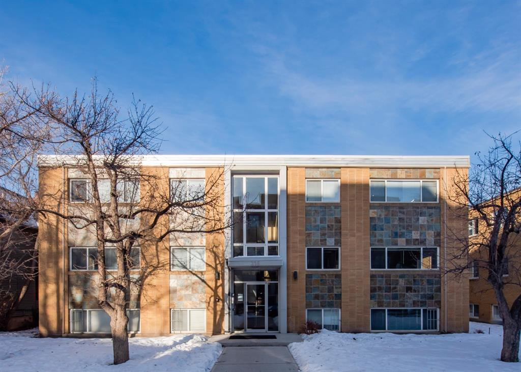 Main Photo: 7 316 22 Avenue SW in Calgary: Mission Apartment for sale : MLS®# A1059873