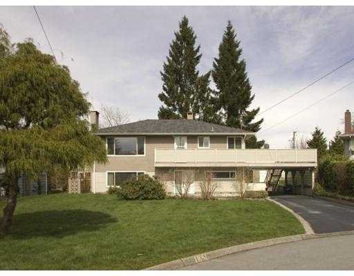 Main Photo: 1851 WOODVALE Ave in Coquitlam: Central Coquitlam House for sale : MLS®# V638089