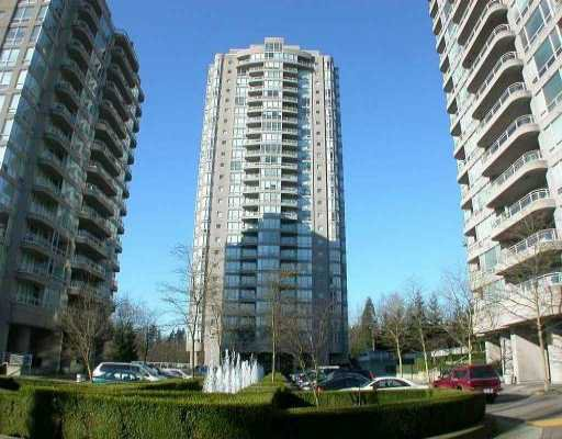 "Main Photo: 905 9603 MANCHESTER DR in Burnaby: Cariboo Condo for sale in ""STRATHMORE TOWERS"" (Burnaby North)  : MLS®# V531384"