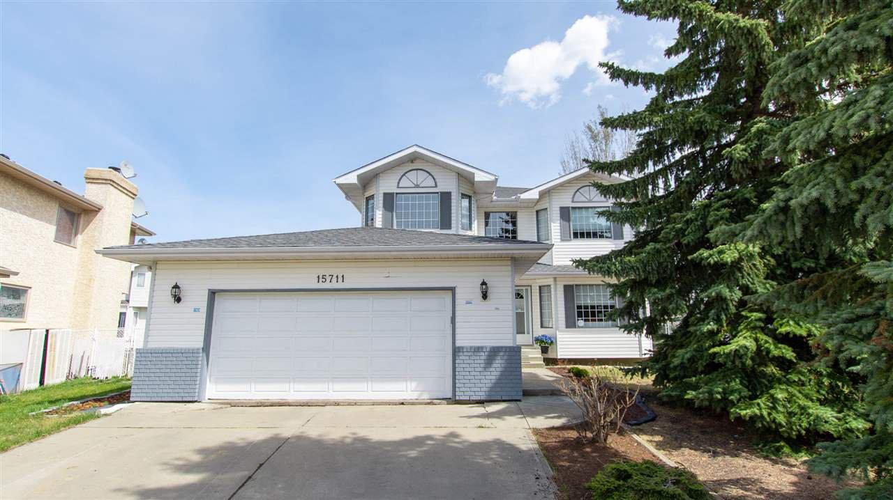 Main Photo: 15711 131 Street in Edmonton: Zone 27 House for sale : MLS®# E4173581
