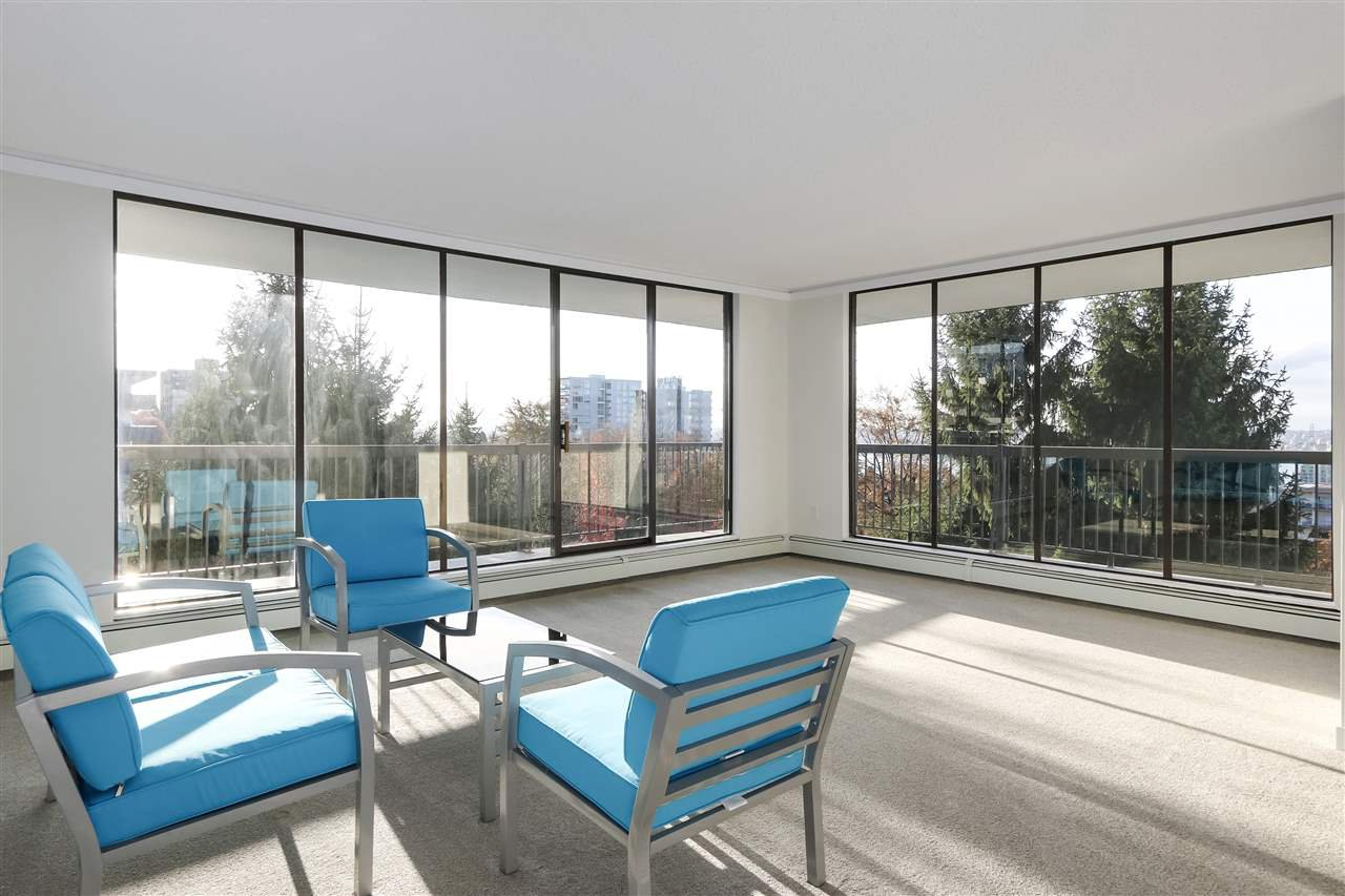 """Main Photo: 804 114 W KEITH Road in North Vancouver: Central Lonsdale Condo for sale in """"Ashby House"""" : MLS®# R2416501"""