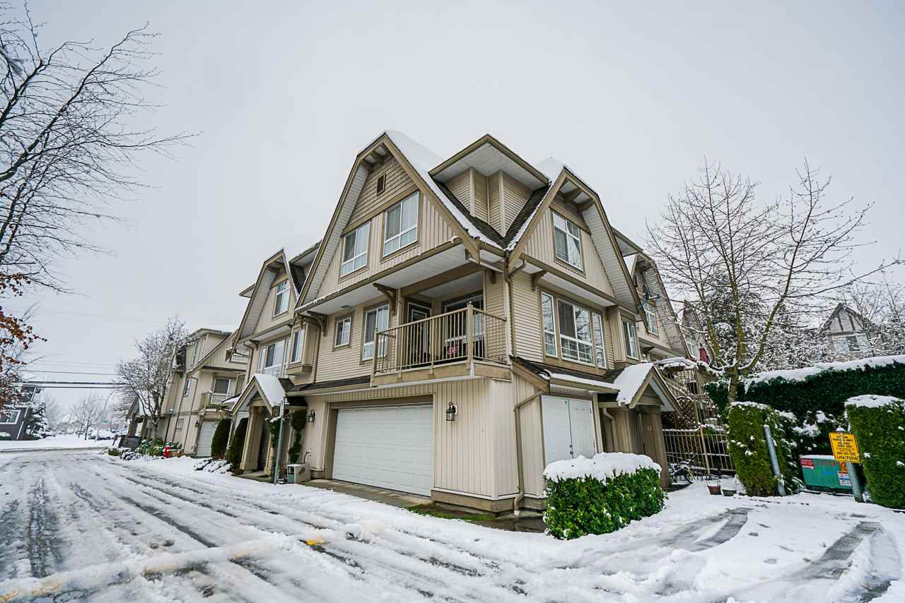 Main Photo: 11 12738 66 Avenue in Surrey: West Newton Townhouse for sale : MLS®# R2427526