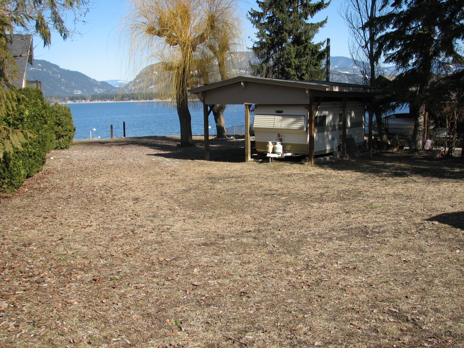 Main Photo: 1271 Dieppe: Sorrento Land Only for sale (shuswap)  : MLS®# 10201719