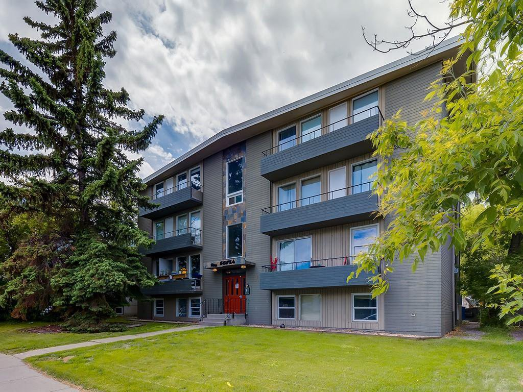 Main Photo: 401 2111 14 Street SW in Calgary: Bankview Apartment for sale : MLS®# C4305234
