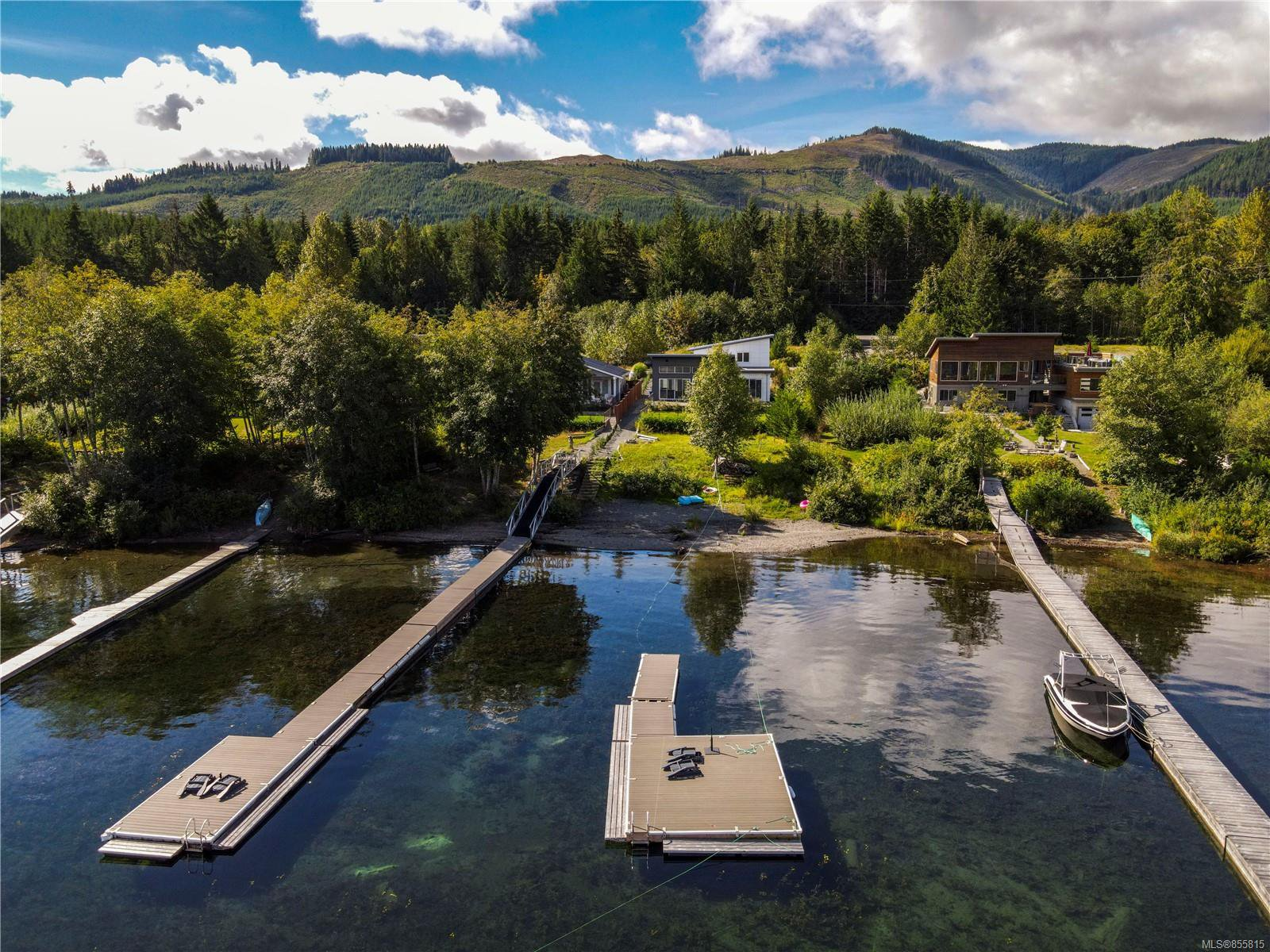 Main Photo: 9887 Stin-Qua Rd in : Du Honeymoon Bay House for sale (Duncan)  : MLS®# 855815