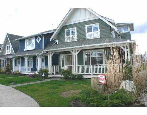 """Main Photo: 1437 S DYKE Road in New_Westminster: Queensborough House for sale in """"THOPMSON LANDING"""" (New Westminster)  : MLS®# V638150"""