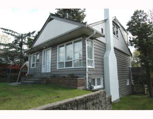 Main Photo: 8416 GILLEY Ave in Burnaby: South Slope House for sale (Burnaby South)  : MLS®# V639592