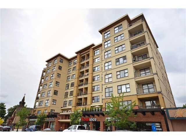 "Main Photo: # 607 415 E COLUMBIA ST in New Westminster: Sapperton Condo for sale in ""SAN MARINO"" : MLS®# V895460"