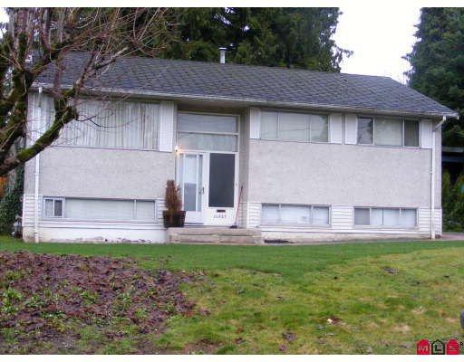 "Main Photo: 14927 KEW Drive in Surrey: Bolivar Heights House for sale in ""BIRDLAND/ELLENDALE"" (North Surrey)  : MLS®# F2730135"