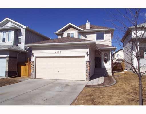 Main Photo: 6122 SADDLEHORN Drive NE in CALGARY: Saddleridge Residential Detached Single Family for sale (Calgary)  : MLS®# C3316288