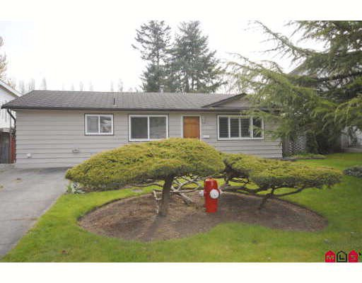 Main Photo: 4992 205A Street in Langley: Langley City House for sale : MLS®# F2811626