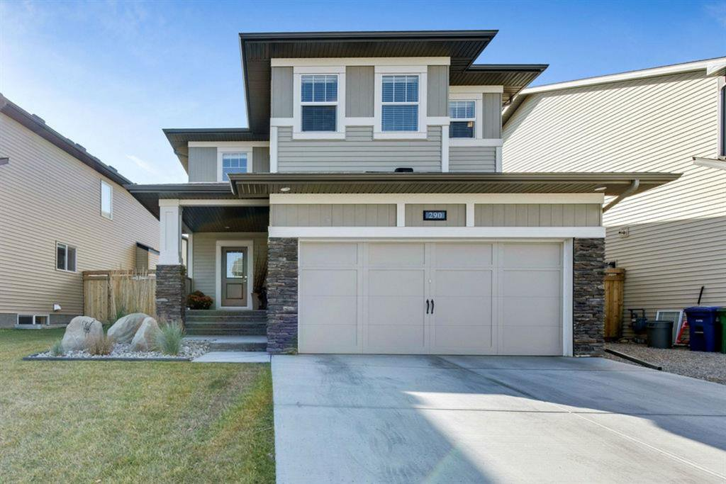 Main Photo: 290 Hillcrest Heights SW: Airdrie Detached for sale : MLS®# A1039457