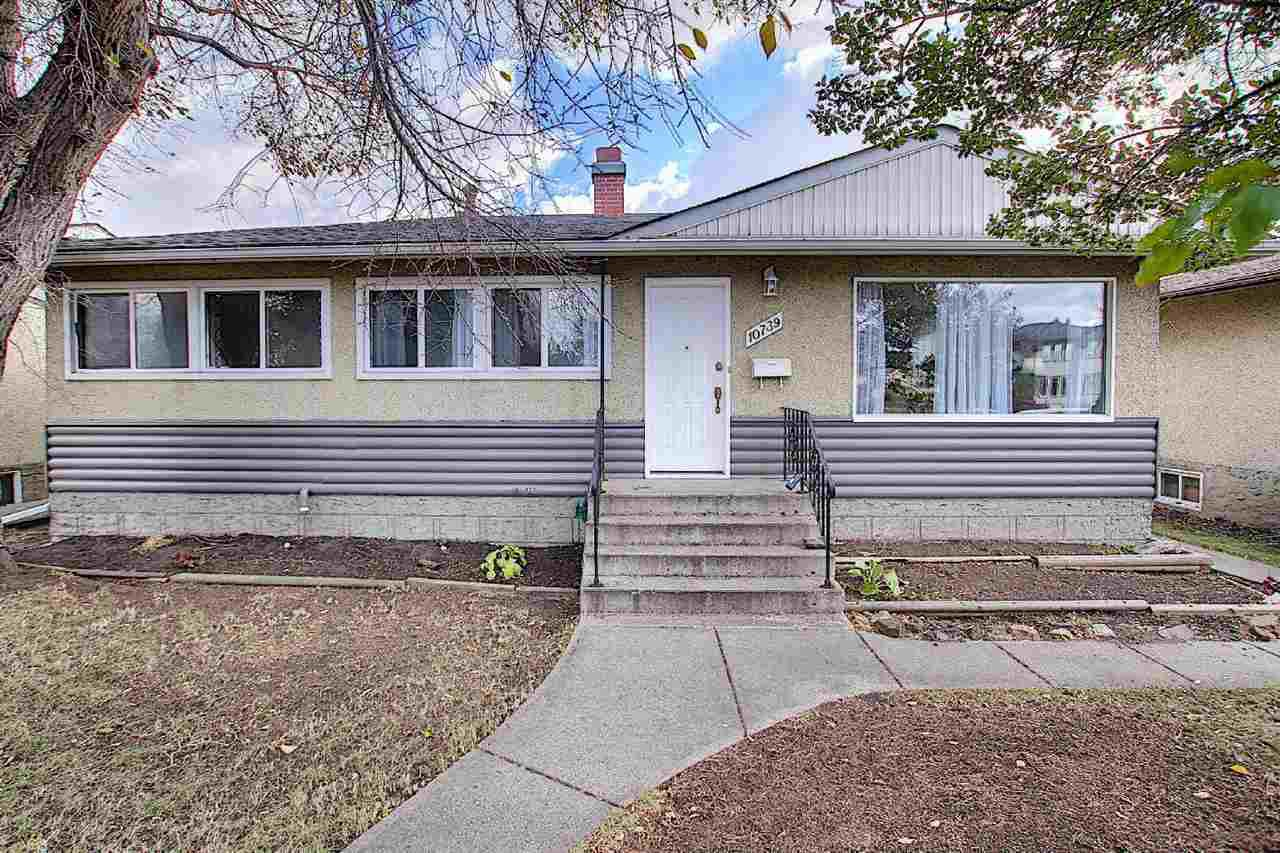 Main Photo: 10739 149 Street in Edmonton: Zone 21 House for sale : MLS®# E4218150