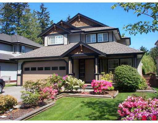 "Main Photo: 8290 170TH Street in Surrey: Fleetwood Tynehead House for sale in ""Tynehead"" : MLS®# F2713491"