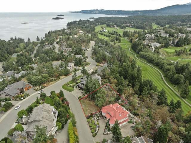 Main Photo: LOT 59 SINCLAIR PLACE in NANOOSE BAY: Fairwinds Community Land Only for sale (Nanoose Bay)  : MLS®# 303155