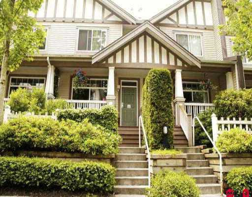 """Main Photo: 61 2678 KING GEORGE HY in White Rock: King George Corridor Townhouse for sale in """"MIRADA"""" (South Surrey White Rock)  : MLS®# F2612434"""