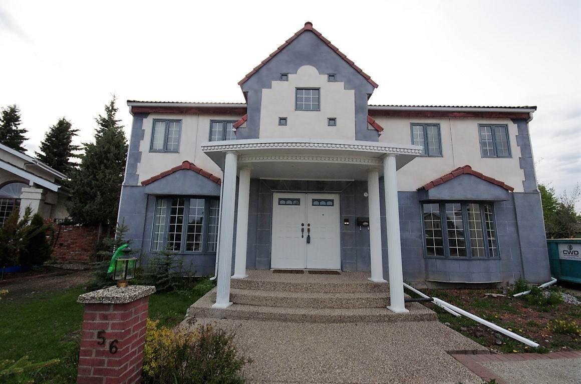 Main Photo: 256 WOLF RIDGE Close in Edmonton: Zone 22 House for sale : MLS®# E4170832