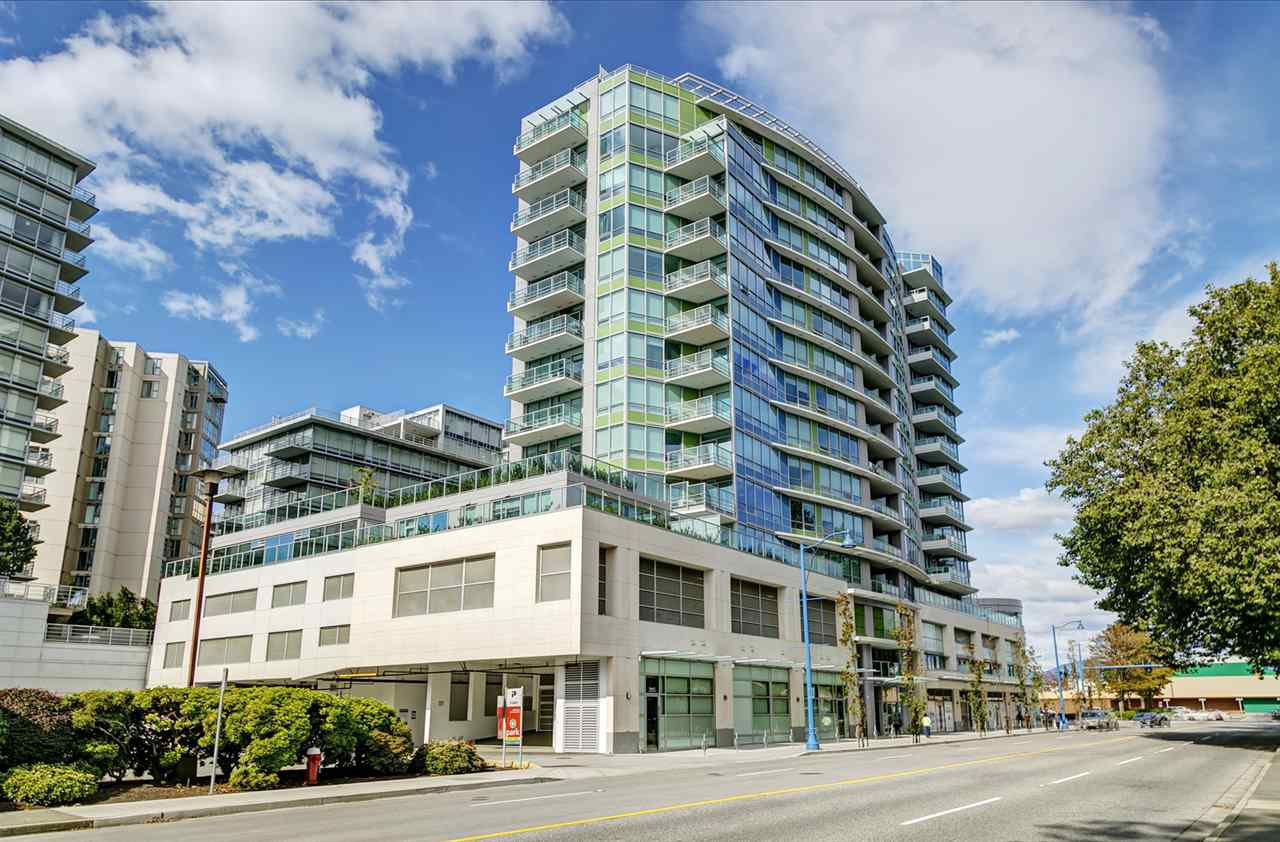 Main Photo: 520 5599 COONEY Road in Richmond: Brighouse Condo for sale : MLS®# R2411507