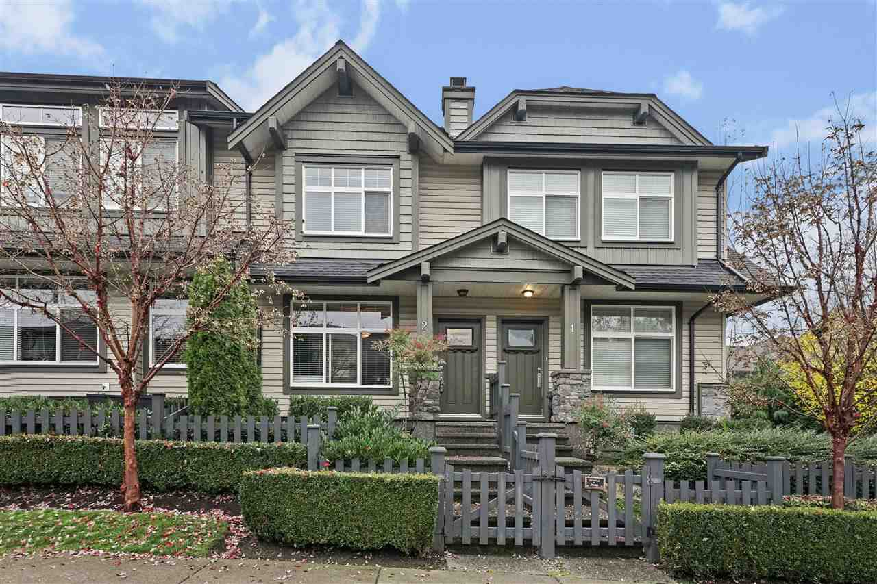 "Main Photo: 2 13819 232 Street in Maple Ridge: Silver Valley Townhouse for sale in ""Brighton"" : MLS®# R2421102"