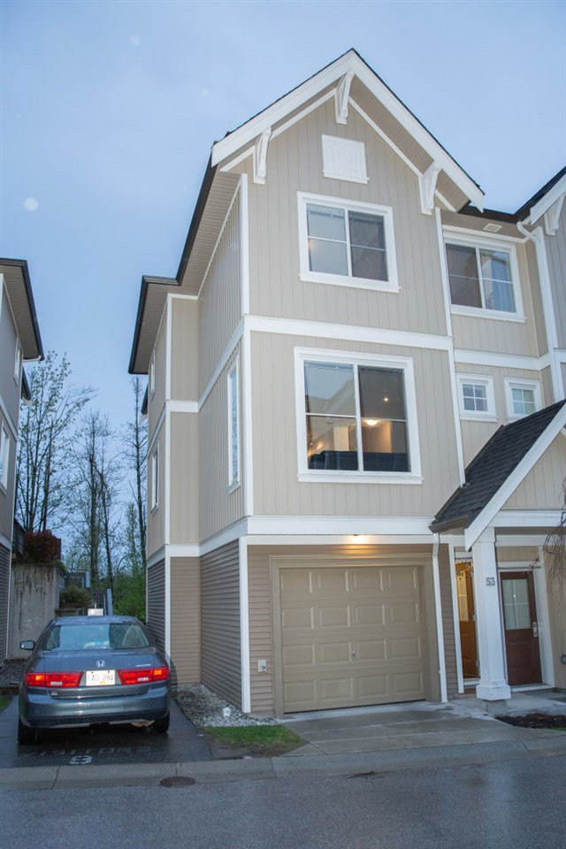"Main Photo: 53 31032 WESTRIDGE Place in Abbotsford: Abbotsford West Townhouse for sale in ""Harvest"" : MLS®# R2422085"