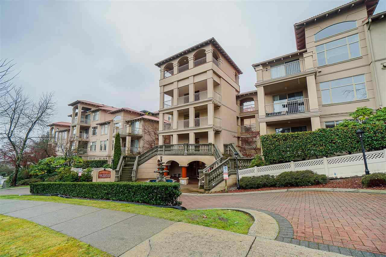 """Main Photo: 103 3176 PLATEAU Boulevard in Coquitlam: Westwood Plateau Condo for sale in """"Tuscany"""" : MLS®# R2428363"""