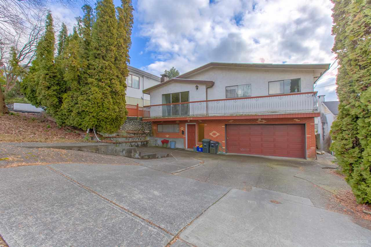 Main Photo: 3960 WILLIAM Street in Burnaby: Willingdon Heights House for sale (Burnaby North)  : MLS®# R2435946