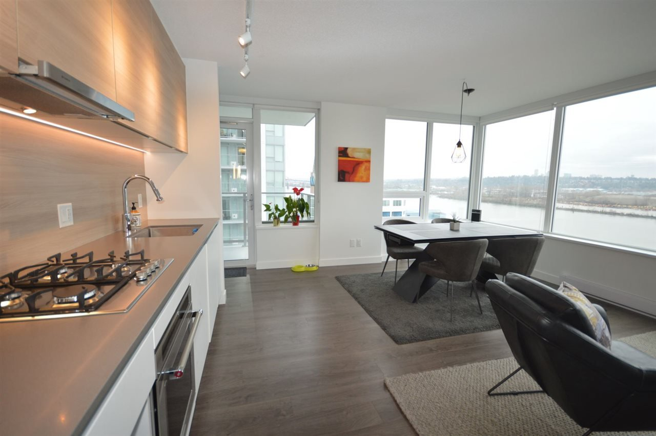 """Main Photo: 1309 988 QUAYSIDE Drive in New Westminster: Quay Condo for sale in """"RIVERSKY 2"""" : MLS®# R2443945"""