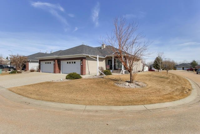 Main Photo: 8 LONGVIEW Crescent: Spruce Grove House Half Duplex for sale : MLS®# E4194583