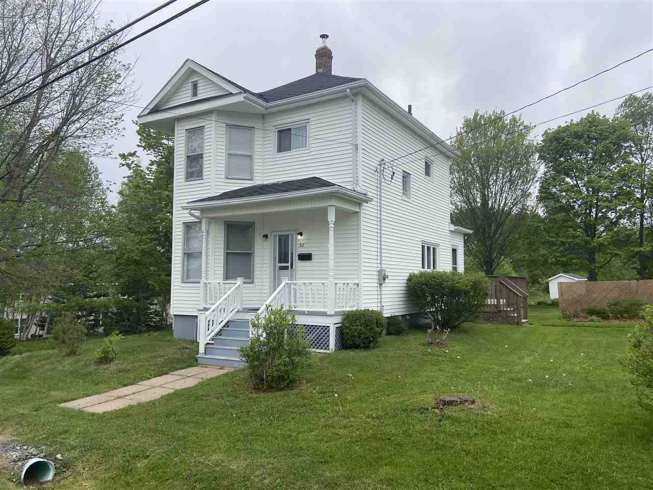 Main Photo: 56 Townsend Avenue in New Glasgow: 106-New Glasgow, Stellarton Residential for sale (Northern Region)  : MLS®# 202009902