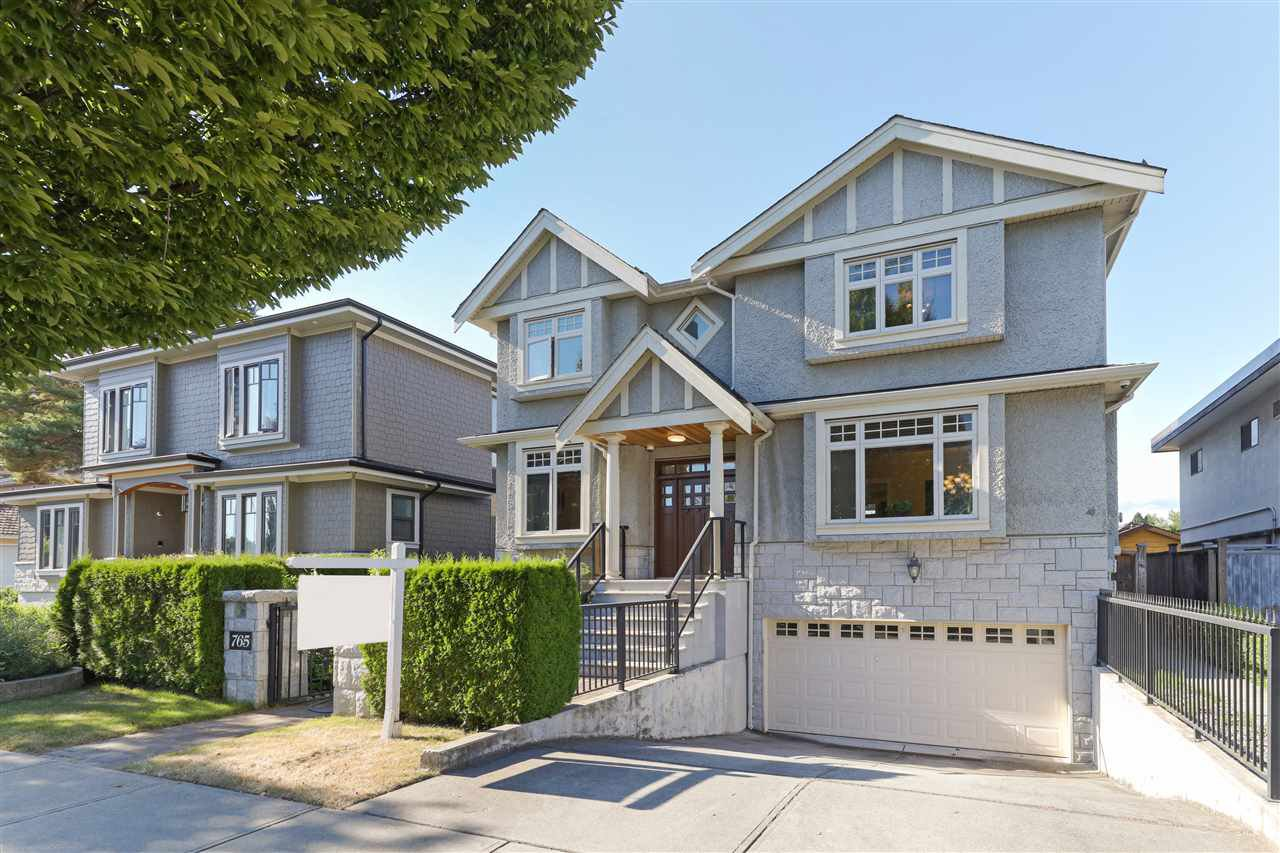 Main Photo: 765 W 66TH Avenue in Vancouver: Marpole House for sale (Vancouver West)  : MLS®# R2477610