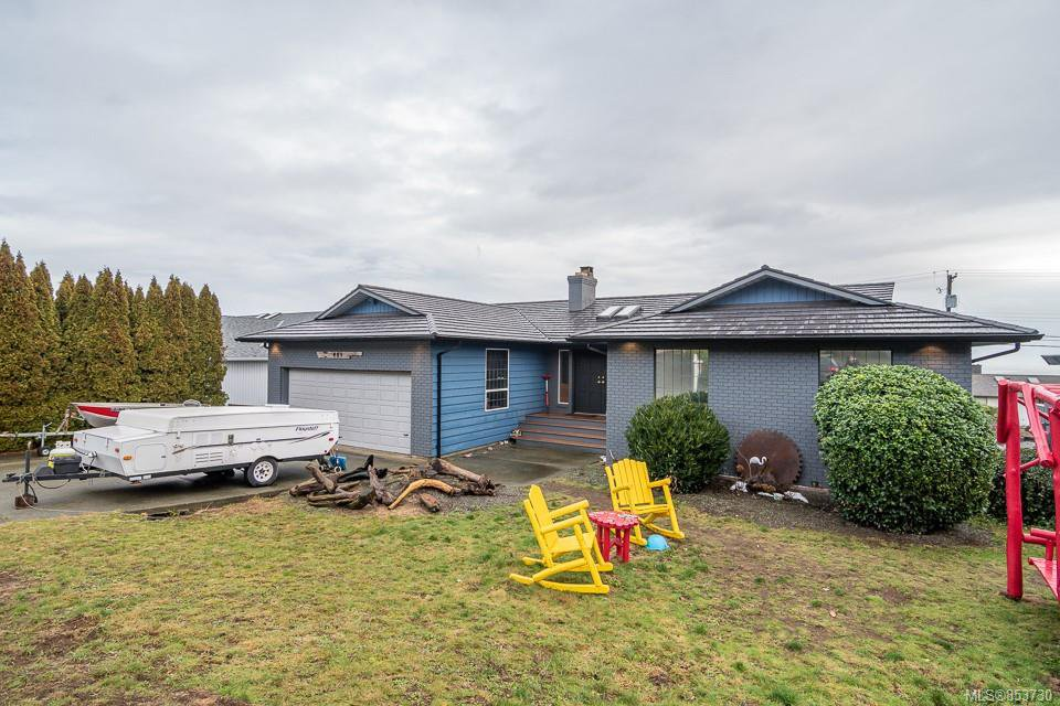 Main Photo: 489 Ponderosa Pl in : CR Campbell River Central House for sale (Campbell River)  : MLS®# 853730