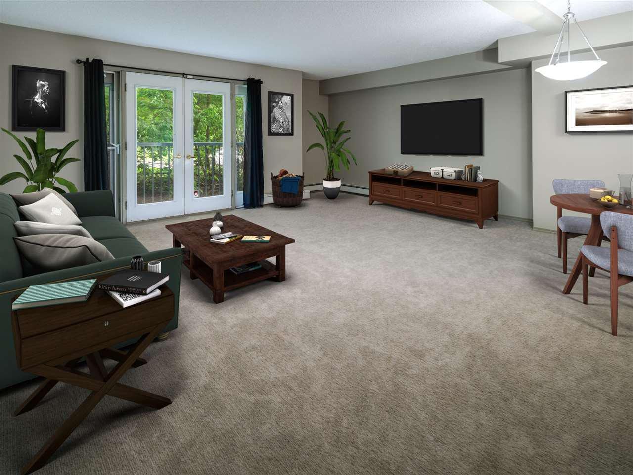 Main Photo: 110 10403 98 Avenue in Edmonton: Zone 12 Condo for sale : MLS®# E4224431