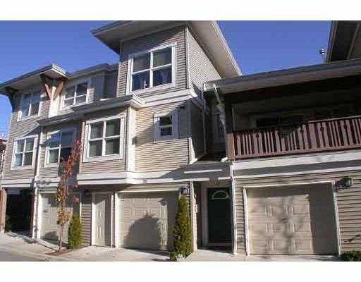 "Main Photo: 50 7111 LYNNWOOD Drive in Richmond: Granville Townhouse for sale in ""LAURELWOOD"" : MLS®# V662822"