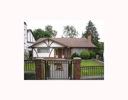 Main Photo: 8096 ELLIOTT Street in Vancouver: Fraserview VE House for sale (Vancouver East)  : MLS®# V713304