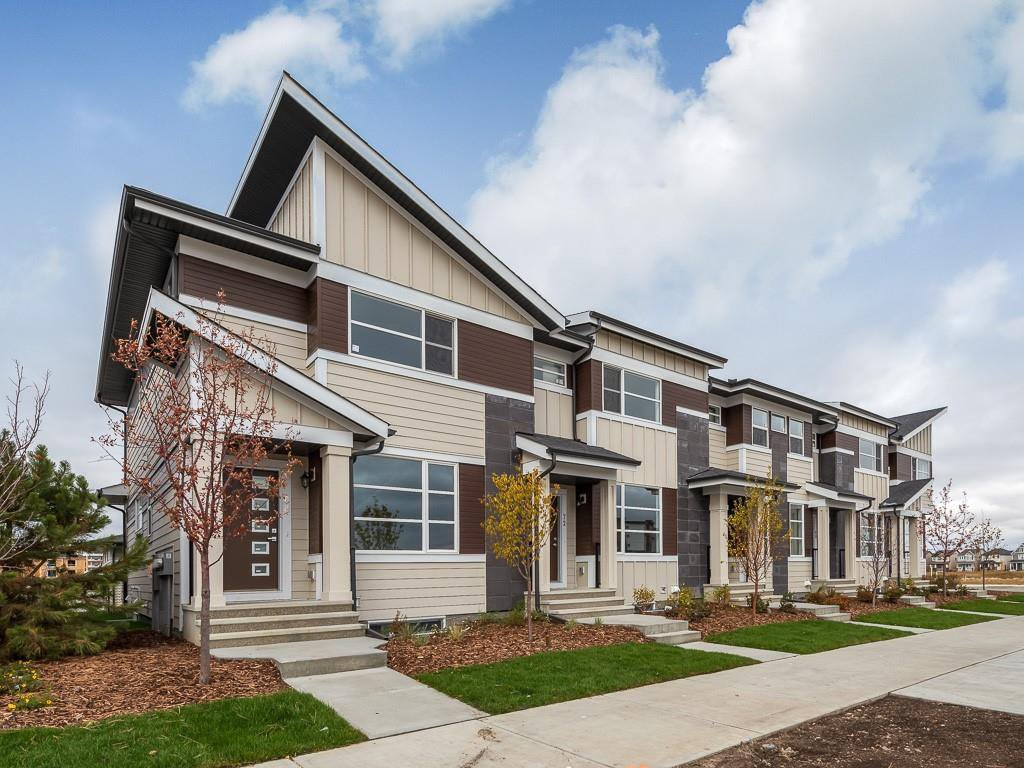 Main Photo: 134 SKYVIEW Circle NE in Calgary: Skyview Ranch Row/Townhouse for sale : MLS®# C4265208