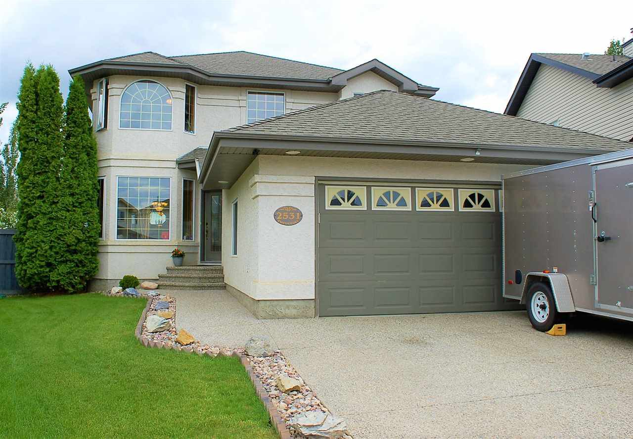 Main Photo: 2531 TAYLOR Cove in Edmonton: Zone 14 House for sale : MLS®# E4176358