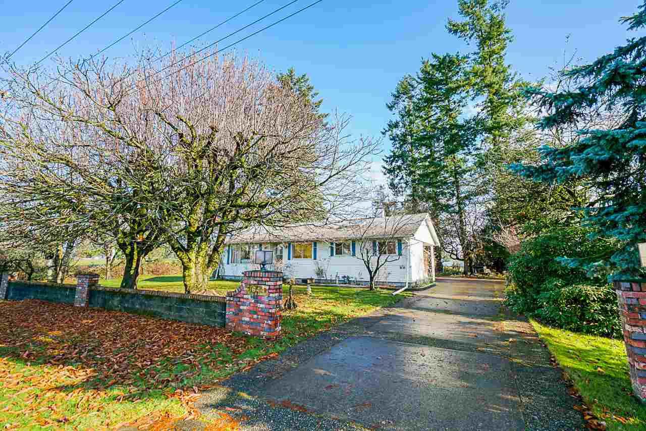 Main Photo: 1644 GLADWIN Road in Abbotsford: Poplar House for sale : MLS®# R2420408
