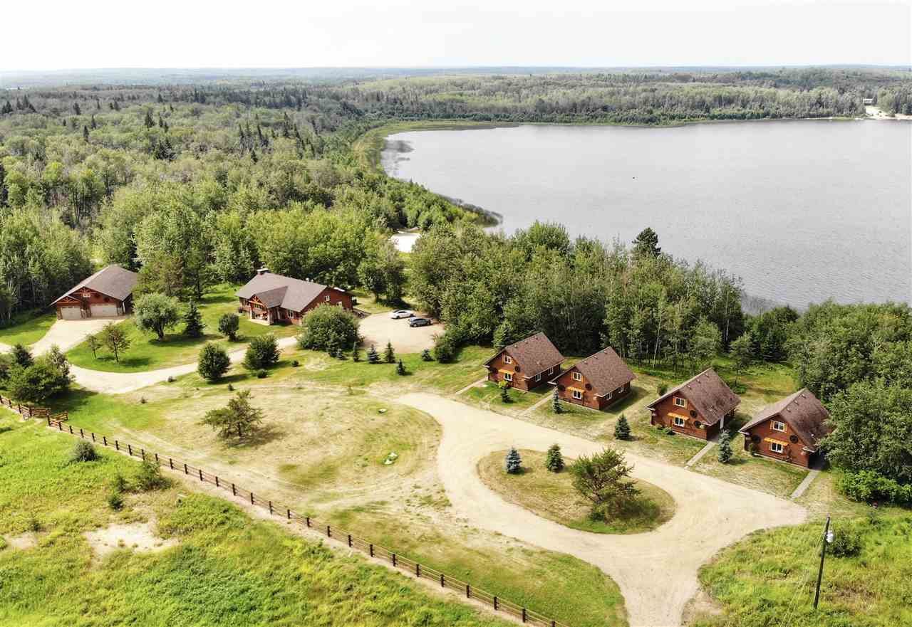 Main Photo: 653094 Range Road 173.3: Rural Athabasca County House for sale : MLS®# E4190236