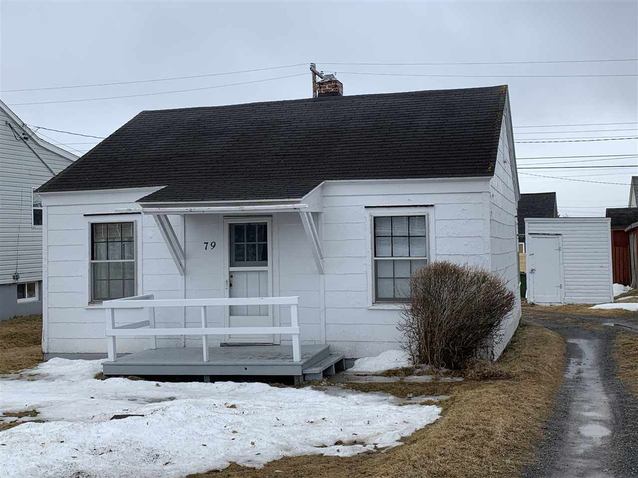 Main Photo: 79 Oak Street in Pictou: 107-Trenton,Westville,Pictou Residential for sale (Northern Region)  : MLS®# 202005258