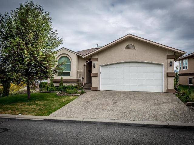Main Photo: 1 1575 SPRINGHILL DRIVE in Kamloops: Sahali House for sale : MLS®# 156600