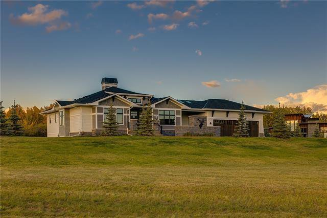 Main Photo: 4 SILVERHORN Ridge in Rural Rocky View County: Rural Rocky View MD Detached for sale : MLS®# C4302827