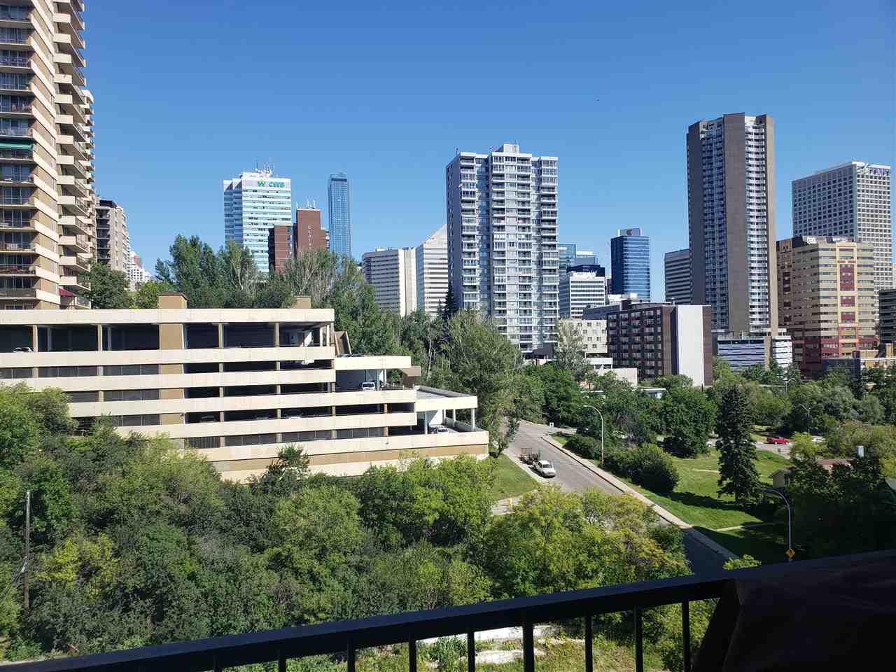 Main Photo: 1202 9808 103 Street in Edmonton: Zone 12 Condo for sale : MLS®# E4209249