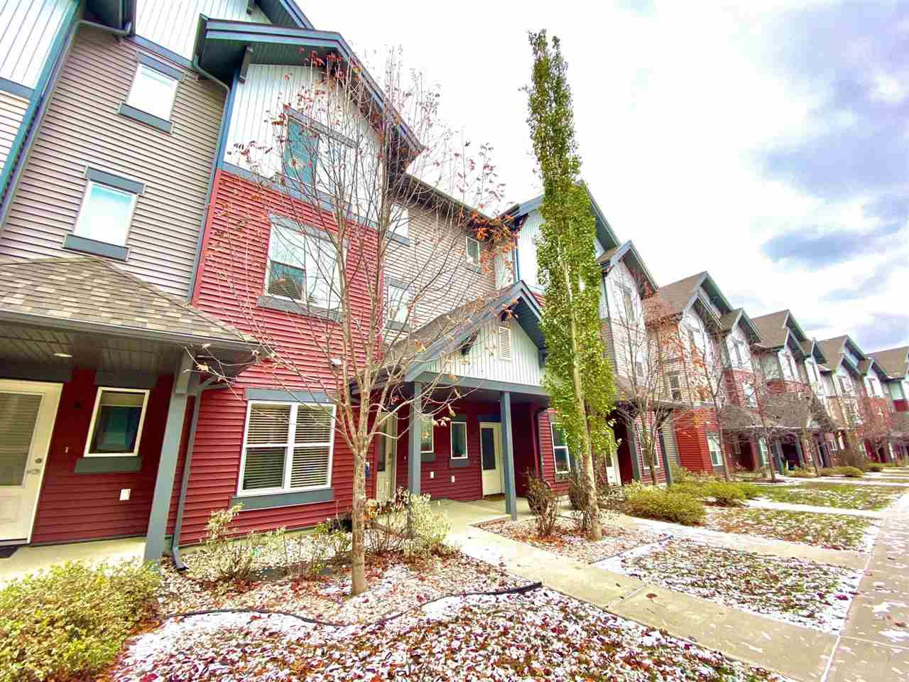 Main Photo: #35 655 WATT Boulevard in Edmonton: Zone 53 Townhouse for sale : MLS®# E4219164