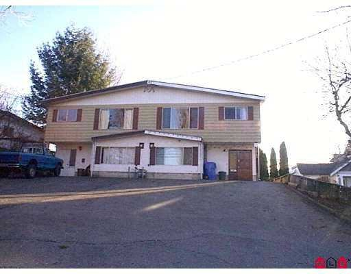Main Photo: 32762 7TH AVE in MISSION: House for rent (Mission)