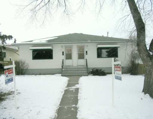 Main Photo:  in CALGARY: Capitol Hill Residential Attached for sale (Calgary)  : MLS®# C3163191