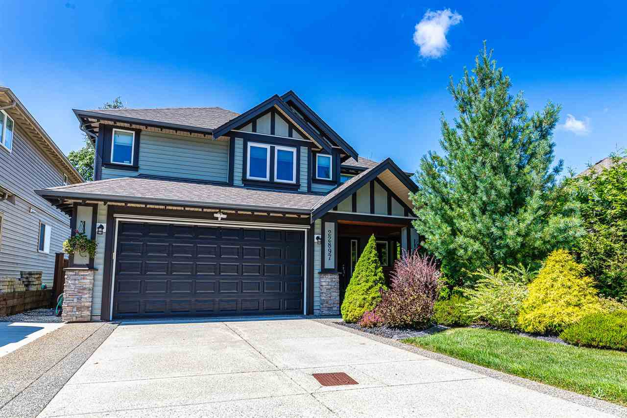 Main Photo: 22897 GILBERT Drive in Maple Ridge: Silver Valley House for sale : MLS®# R2398132
