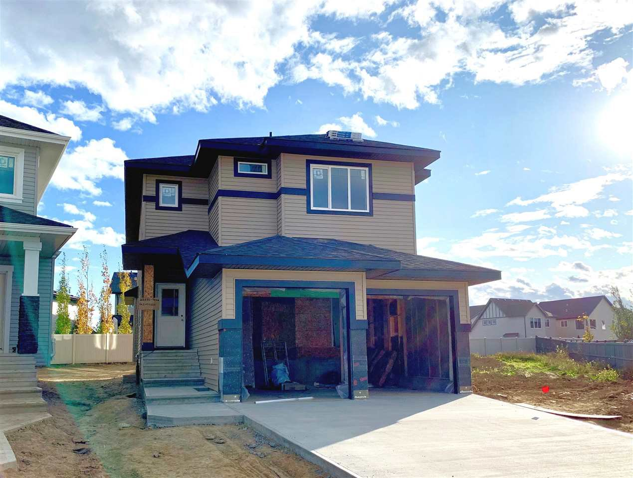 Main Photo: 22235 96 Avenue NW in Edmonton: Zone 58 House for sale : MLS®# E4174990