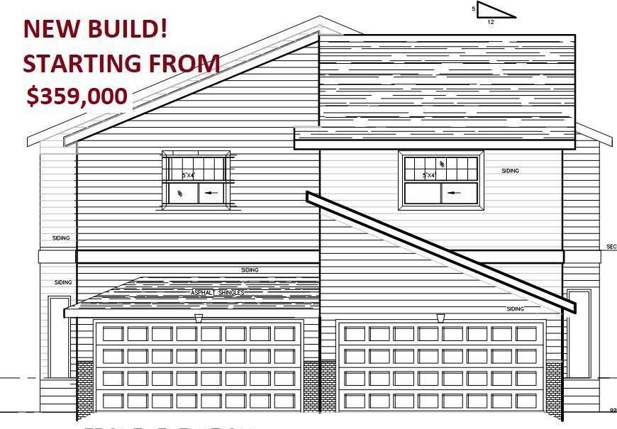 Main Photo: 4912 46 Street: Beaumont House Half Duplex for sale : MLS®# E4177302