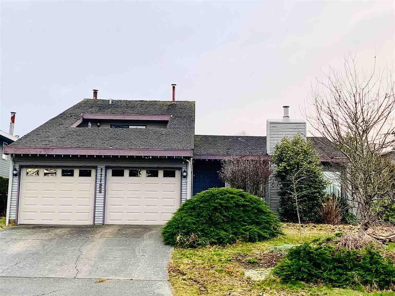 "Main Photo: 11125 BRIDLINGTON Drive in Delta: Nordel House for sale in ""ROYAL YORK"" (N. Delta)  : MLS®# R2438359"